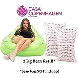 Casa Copenhagen 2 Kg A-Grade Bean Bag Refill/Filler …