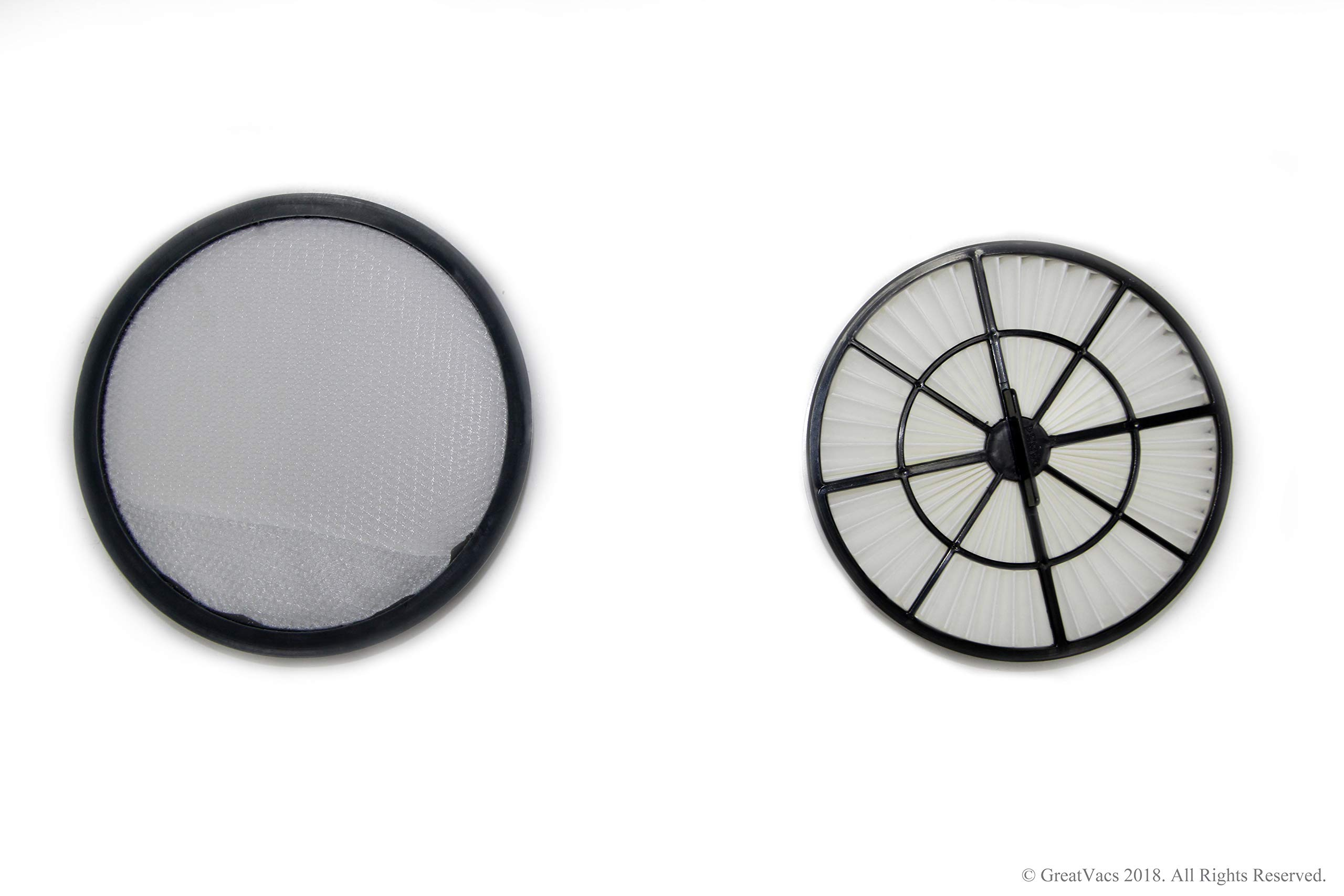 Complete Set of Prolux iForce HEPA Filters