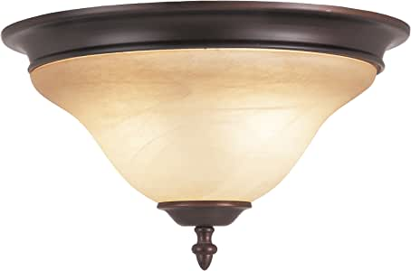 Trans Globe Lighting 70220-1 ROB Victorian Flush Mount