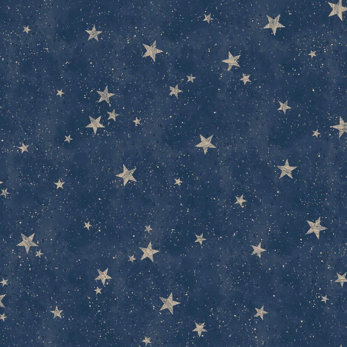 Azul Fine D/écor M1490 Papel Pintado