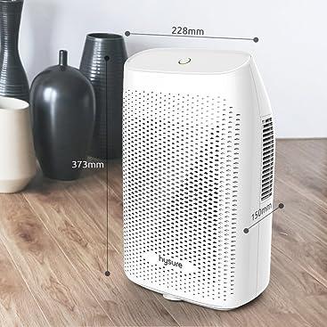 hysure luftentfeuchter elektrisch 2000ml raumentfeuchter entfeuchter elektrisch. Black Bedroom Furniture Sets. Home Design Ideas