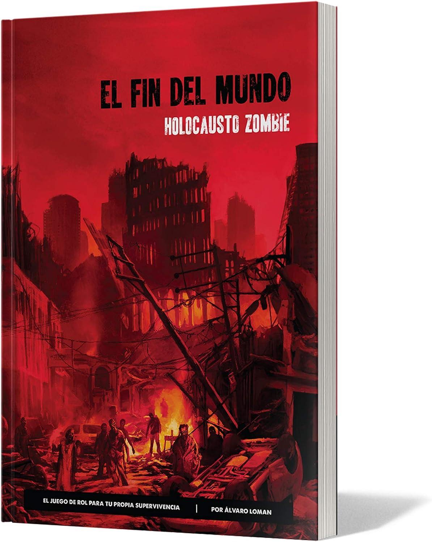 Edge Entertainment El Fin Del Mundo Holocausto Zombie Eeesew01 Vv Aa Amazon Es Juguetes Y Juegos