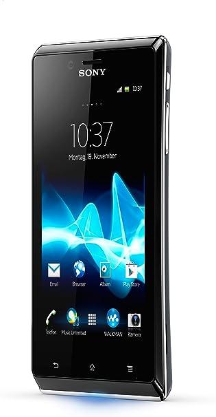 Sony Xperia J - Smartphone Libre Android (Pantalla 4