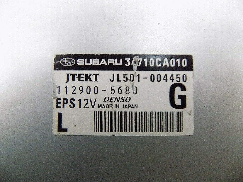AUTO PARTS LAB Power Steering Control Module OEM Fits Subaru BRZ Fits Scion FR-S