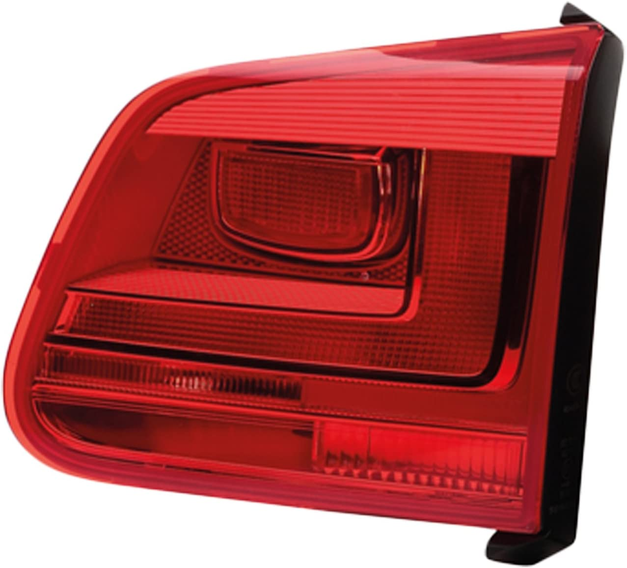 OE Replacement VOLKSWAGEN TIGUAN Tail Light Assembly Partslink Number VW2803106
