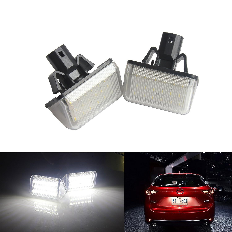 ANGRONG GJ6A51272B, GJ6A-51-272B Pair Canbus LED License