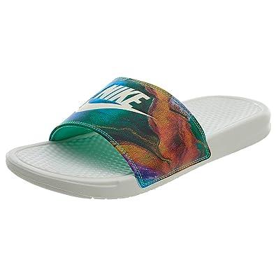 Nike Mens Benassi Just Do It Athletic Sandal: Amazon.es ...