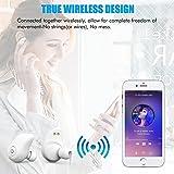 True Wireless Earbuds Twins i7 Bluetooth Headphones