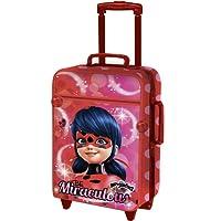 Prodigiosa Las aventuras de Ladybug Y97774 Equipaje Infantil, 53 cm, 23 Litros, Multicolor
