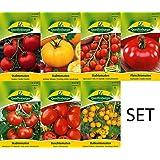 7 Varietà | Assortimento di Semi di Pomodoro