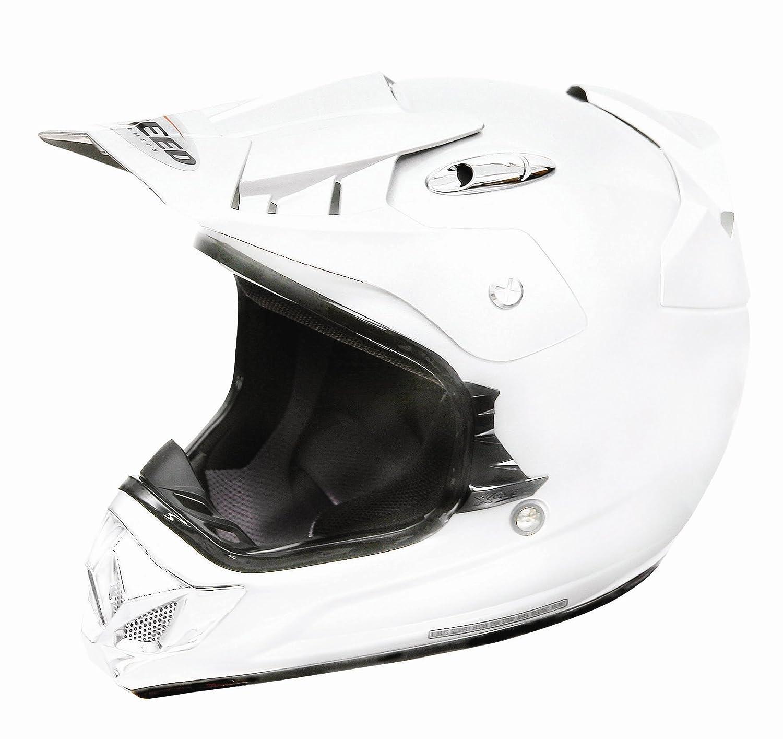 Xpeed XF 904 Toxic uni - Weiß - Größe M
