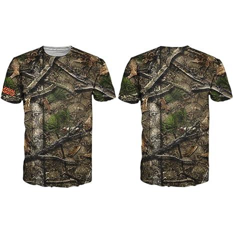 6235e6313145 Amazon.com: Lethal Threat Men's Skull Camo T-Shirt (Backwoods)(Black,  XXX-Large), 1 Pack: Automotive