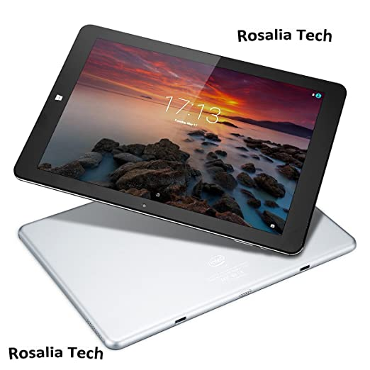 "150 opinioni per Chuwi Hi12 12"" Windows 10& Android 5.1 Intel Trail-T3 Z8300 64bit Quad Core"