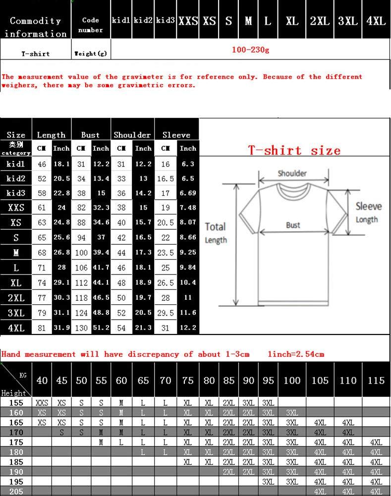 ZRJRJ Game of Thrones T-Shirt Herren//Damen 3D-bedrucktes Kurzarm-T-Shirt Season Streetwear Unisex Tops Tee