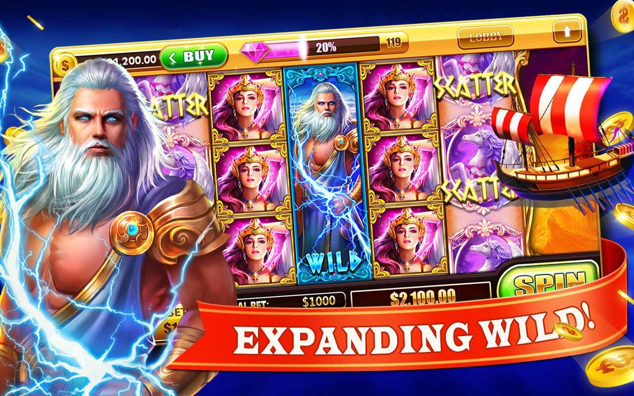 Vegas jackpot casino slot