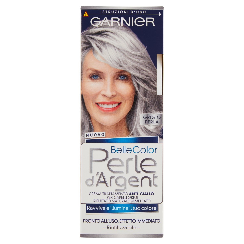 Garnier Belle Color Perle d Argent Crema Trattamento Anti-Giallo ... 8a4fe6876471