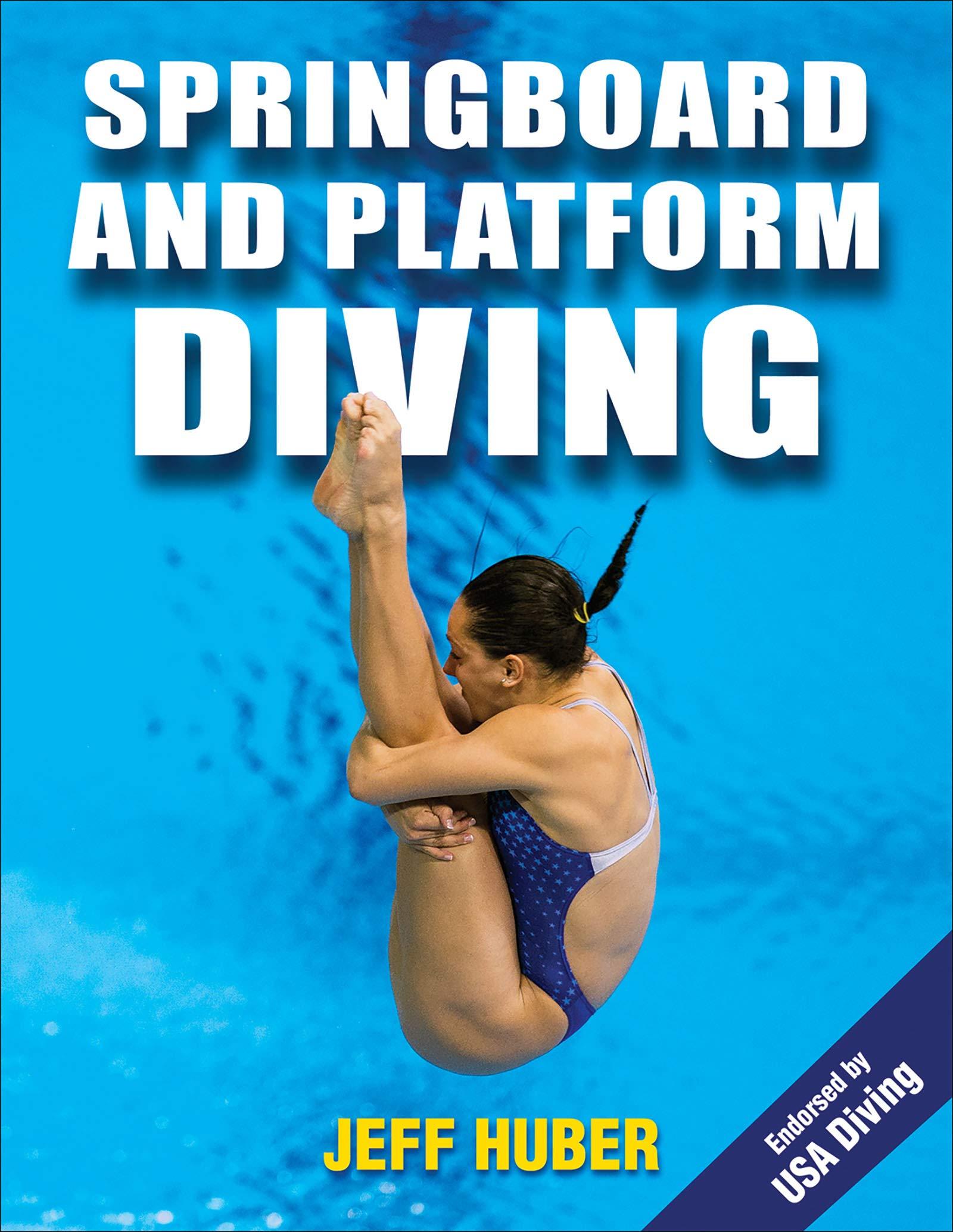 Springboard and Platform Diving pdf epub