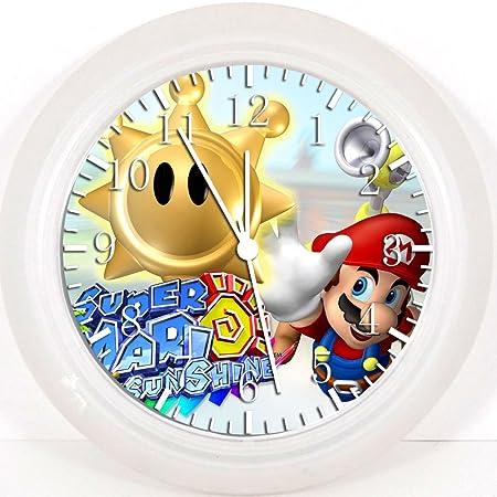 New Super Mario Bros Wall Clock 10\