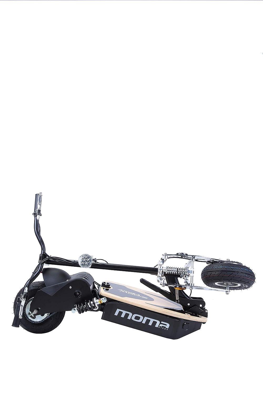 Moma Bikes Patinete eléctrico plegable urbano 2100W 10