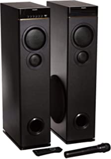 F&D T60X Tower Speakers, Black Price: Buy F&D T60X Tower