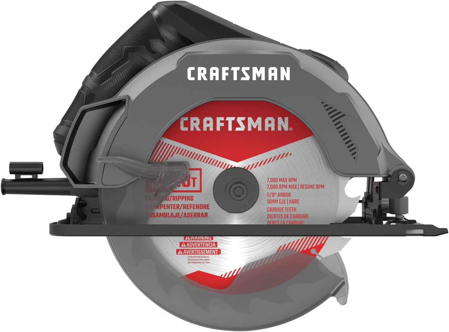 CMES500 & CMES610 5.0-Amp 13-Amp with Jig Saw CRAFTSMAN 7-1/4-Inch ...