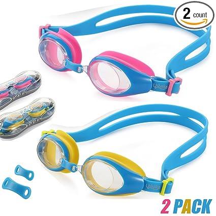 c85137e329d7 Amazon.com   UShake Kid Swim Goggles