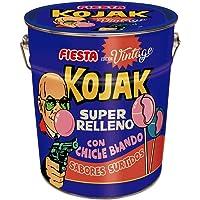 FIESTA Kojak Surtido Vintage Lata metálica con 150