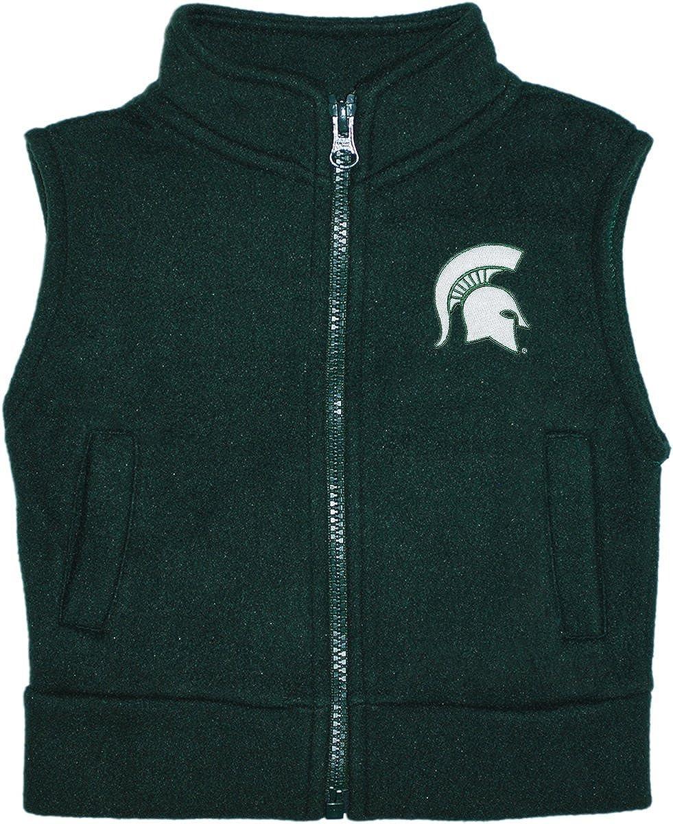 Michigan State University Spartans Baby Polar Fleece Jacket