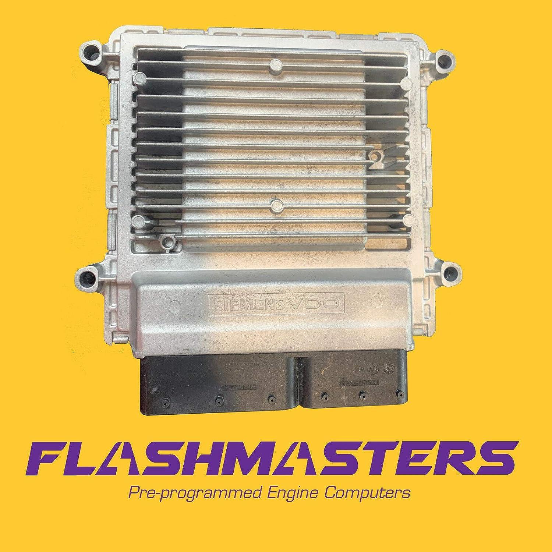 Flashmasters 2008 Compatible with Jeep Patriot 2.4L Computer 68027210 ECM PCM ECU Programmed to Your VIN