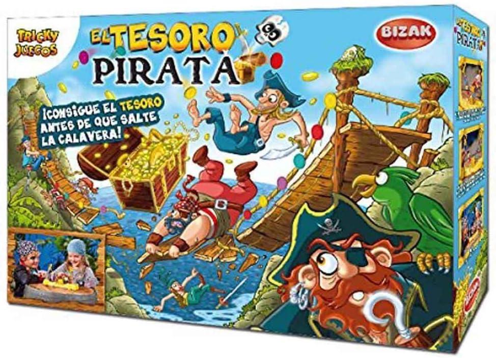 El Tesoro Pirata: Amazon.es: Juguetes y juegos