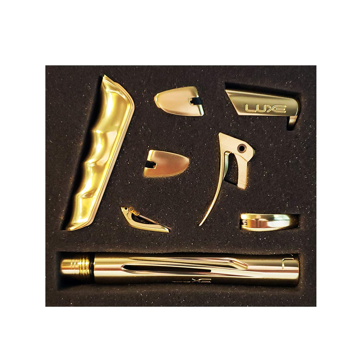 DLX Luxe X Color Accent Kit - Polished Gold by DLX Technologies