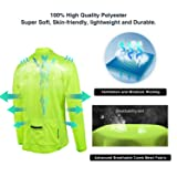 4ucycling Long Sleeve Quick Dry Bike Jersey - US