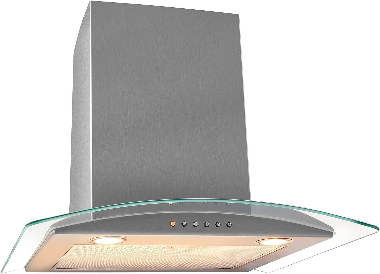 Beko campana – integrado – hbg60 X – Acero inoxidable: Amazon.es: Grandes electrodomésticos