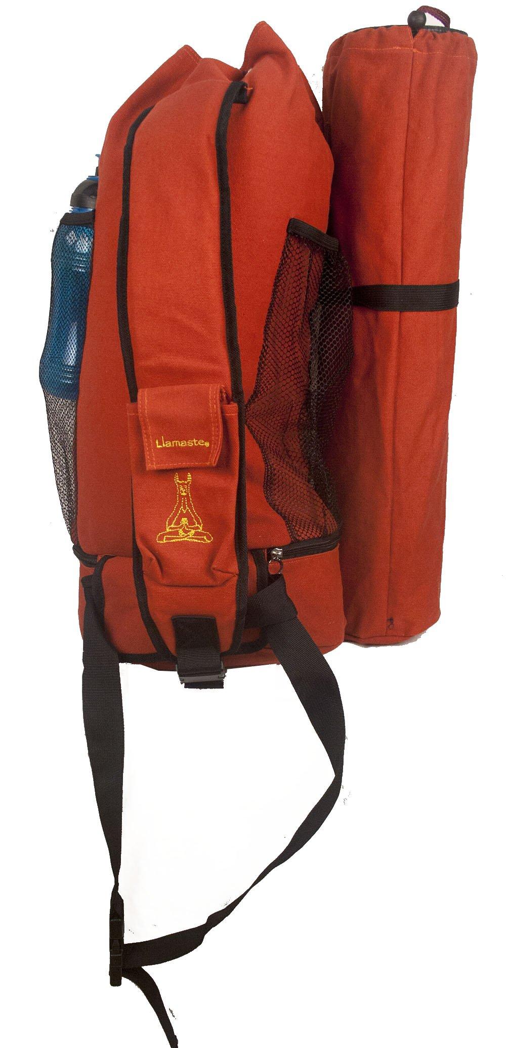 Llamaste Premium Edition Yoga Mat Duffle Bag by Llamaste (Image #2)