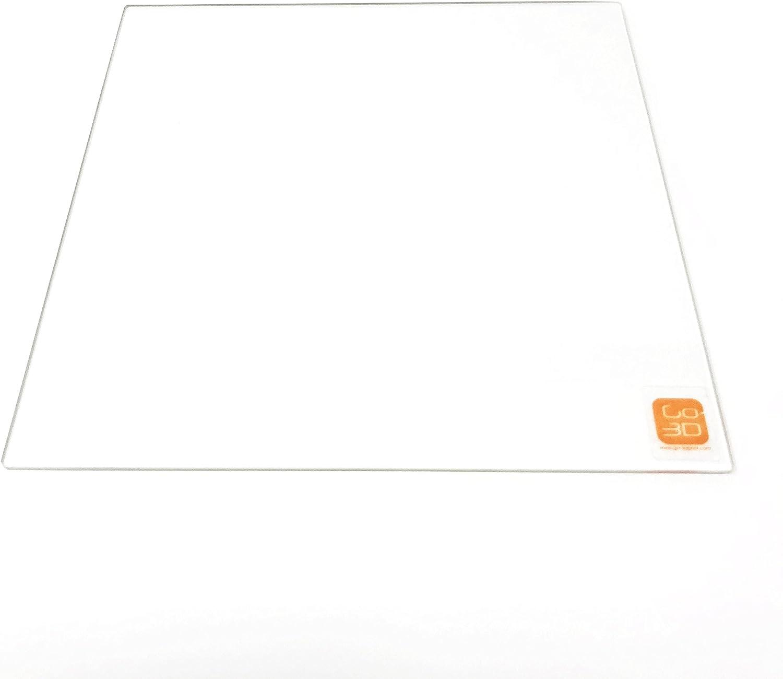 Plato de cristal de borosilicato para impresora 3D Creality Ender ...