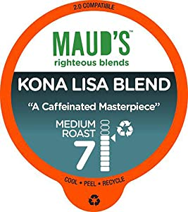 Maud's Kona Coffee Blend (Kona Coast)