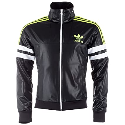 Adidas Original para Hombre Chile 62 TT Camiseta de chándal/Chaqueta con Cremallera (G90072