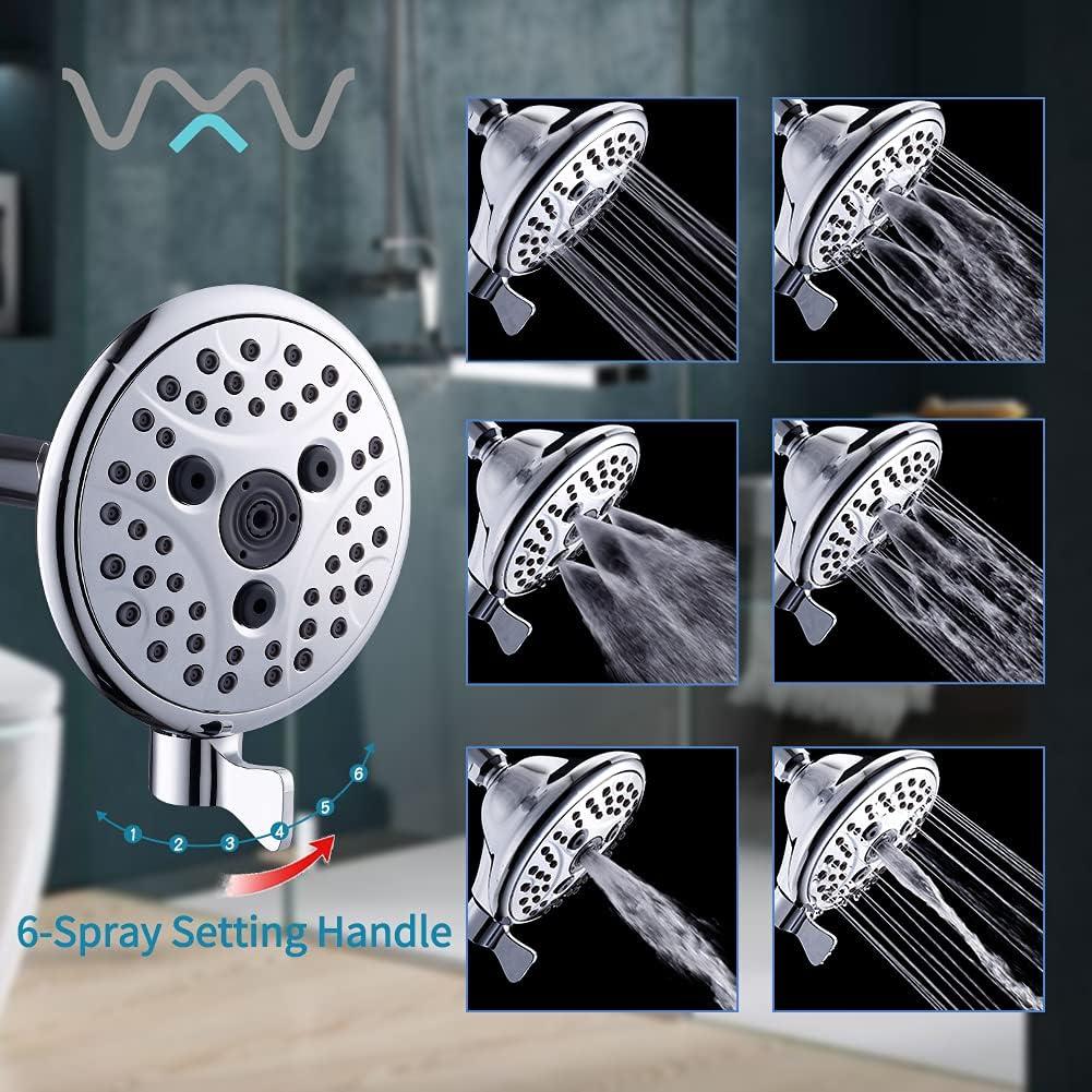 10 Best Shower Head To Increase Water Pressure 10