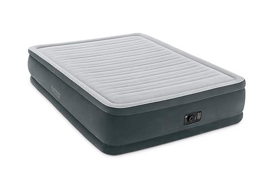 Amazon.com: Intex Comfort Inflatable Beds, Queen, 152 x 203 ...
