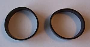 Hoover Canister Power Nozzle 38528-011 Flat Belts { 2 Belts } Generic Part 17385