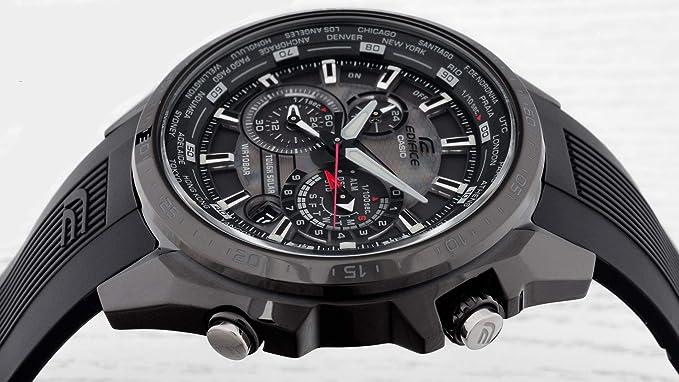 Casio Montres bracelet EQS 500C 1A1ER: : Montres  KftmP