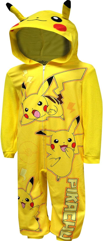 Pokemon Boys Pokemon Pajamas