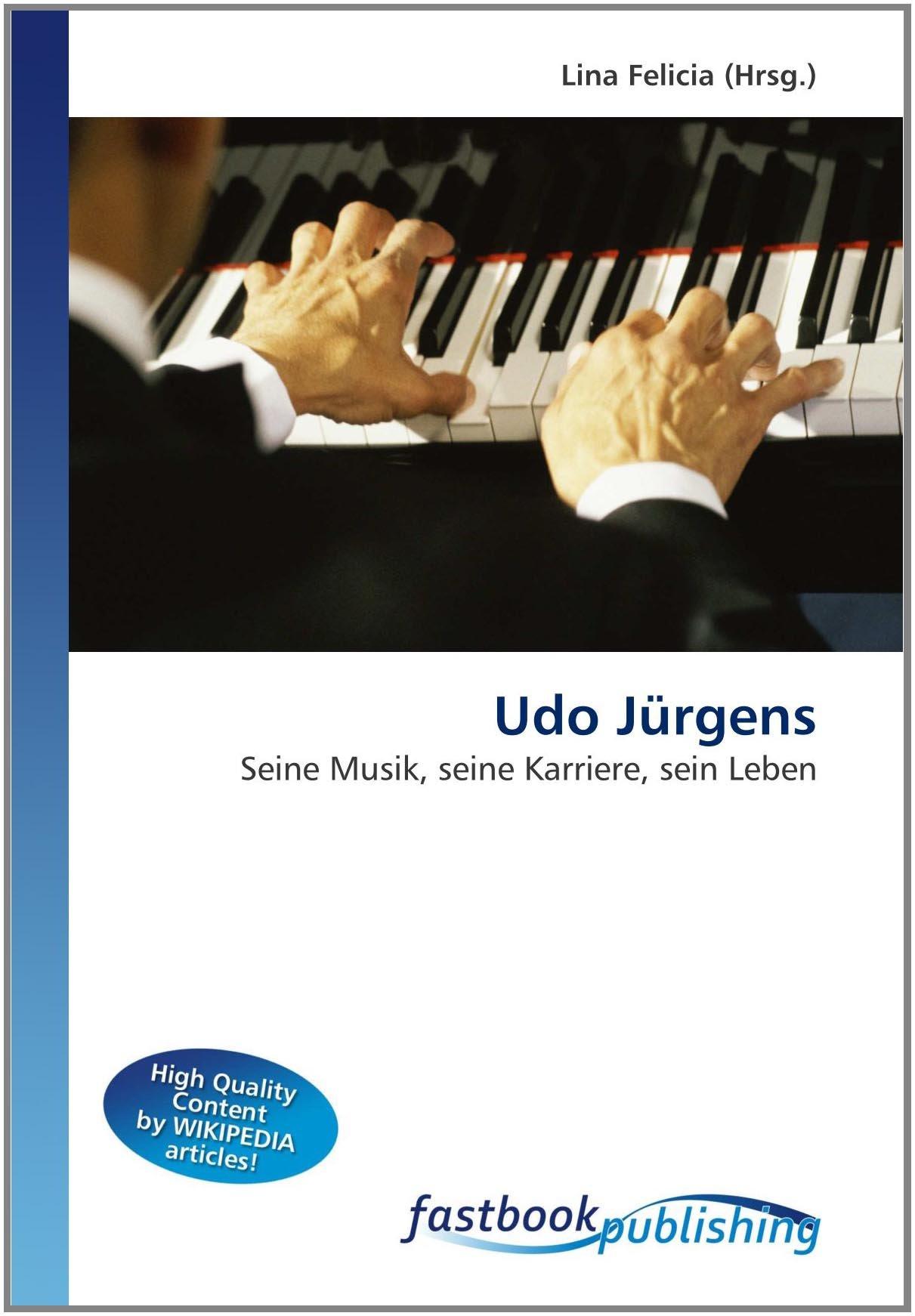 Udo Jürgens: Seine Musik, seine Karriere, sein Leben: Amazon ...