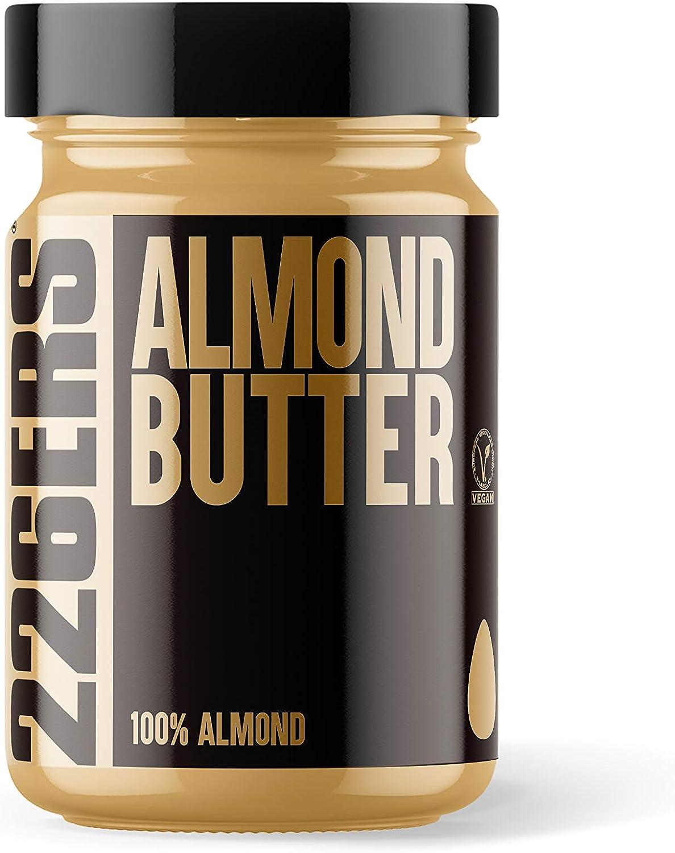226ERS Almond Butter, Mantequilla de Almendras Alta en ...
