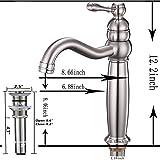 Bathfinesse Bathroom Vessel Sink Faucet Matching
