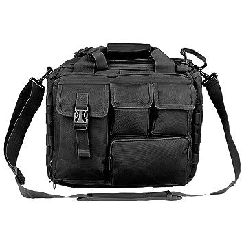 E-Bestar hombres militares tácticos al maletín bolsos ...