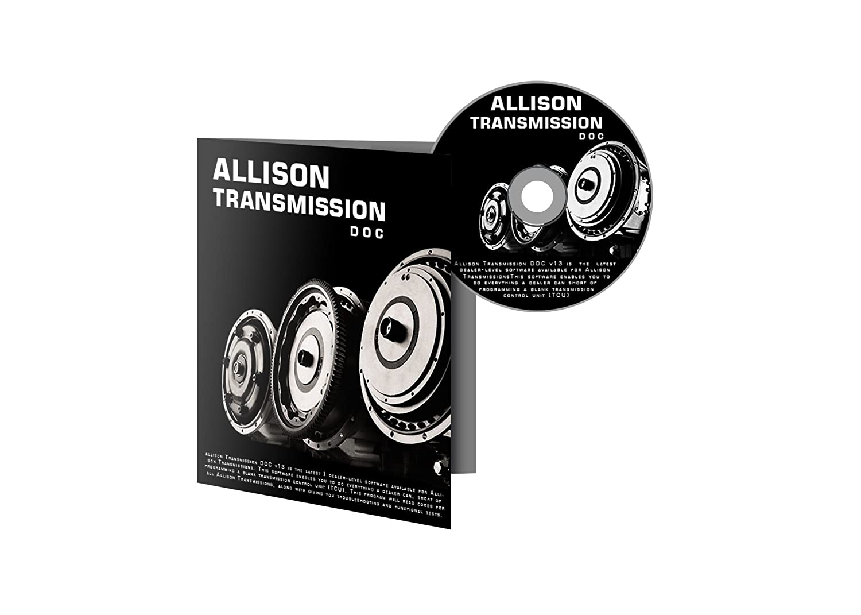 Amazon com: Allison Transmission DOC Fleet 12 month License