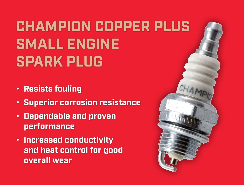 Champion RCJ8YT04 Copper Plus Buj/ía