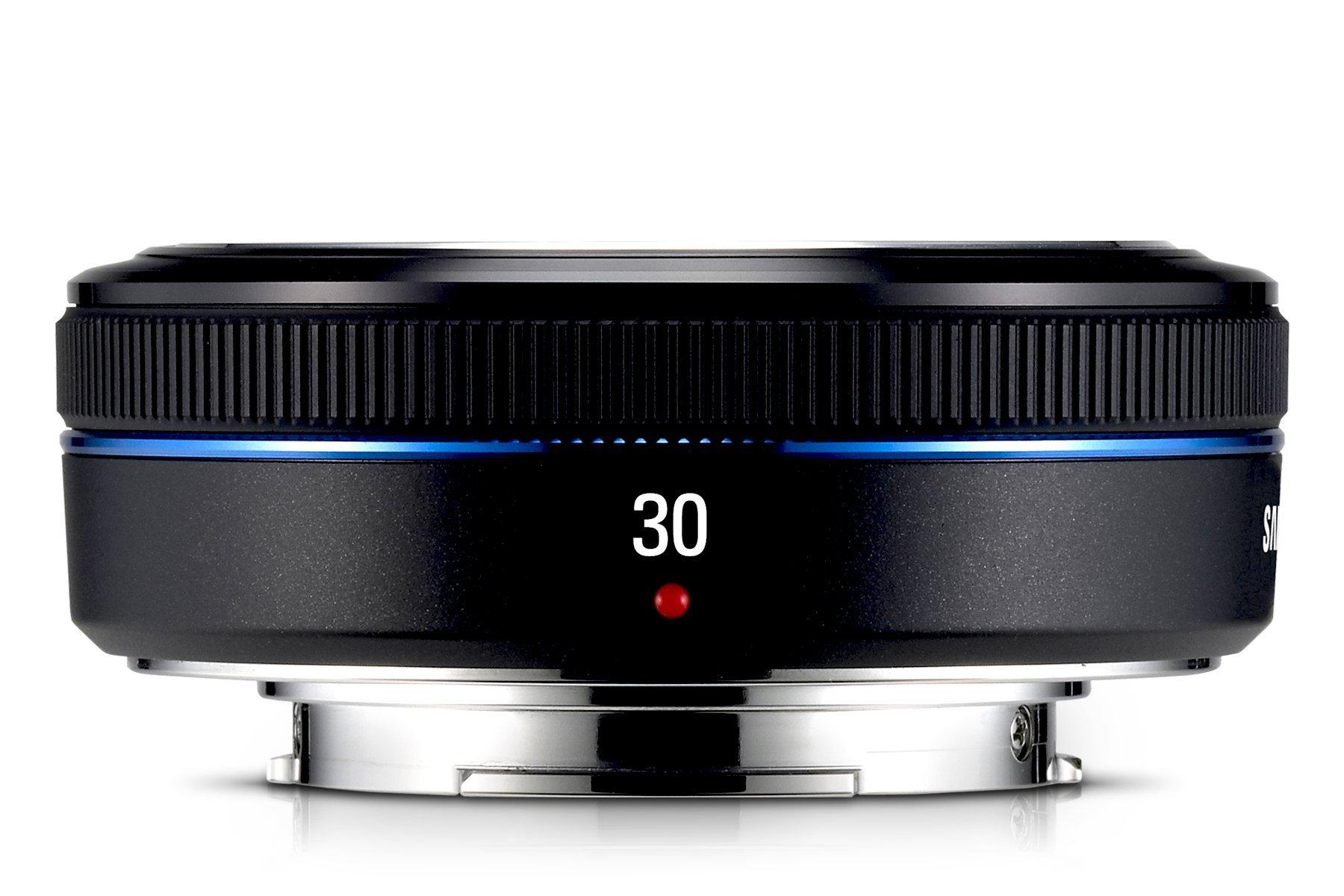 Samsung 30mm f/2.0 Lens for NX Cameras