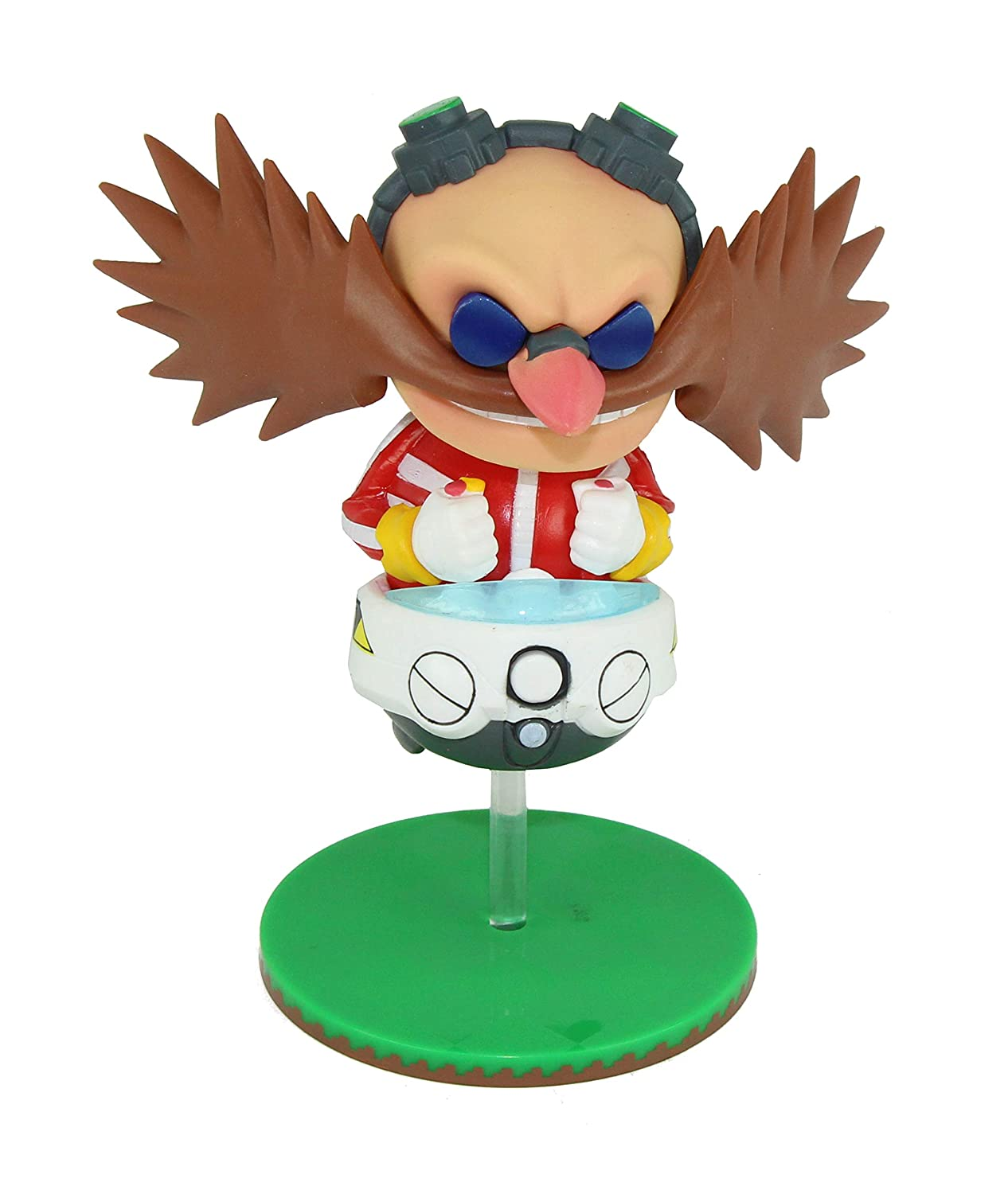 Loot Gaming Exckusive Eggman Figure Sonic the Hedgehog Dr Not In Stores